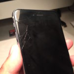 iphone6ガラス割れる