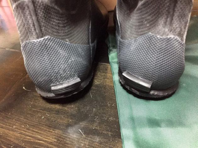 日本野鳥の会長靴