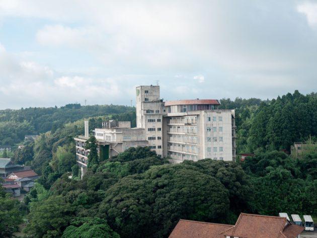和倉温泉からの眺め